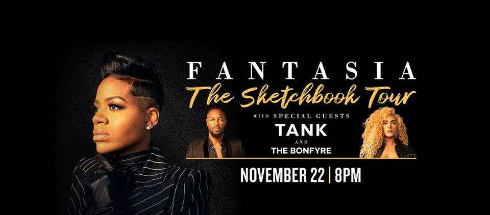 Fantasia brings The Sketchbook Tour to Hard Rock Live
