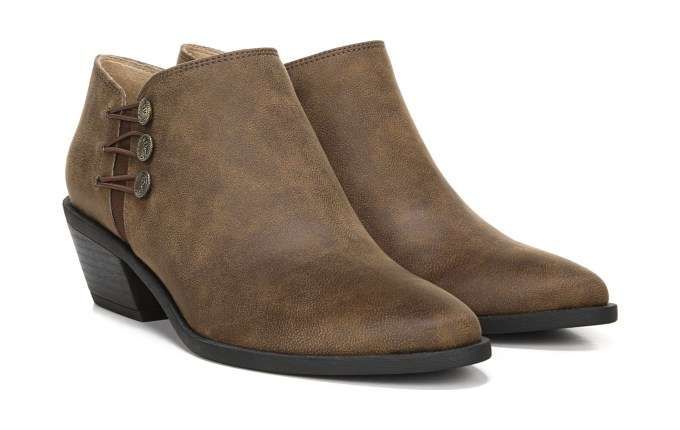 Women's Pixie Bootie Brown